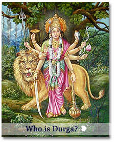 Who is Durga?