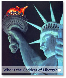 Who is the Goddess of Liberty?