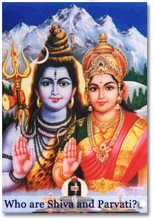 Who is Shiva and Parvati?