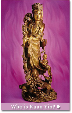 Who is Kuan Yin?